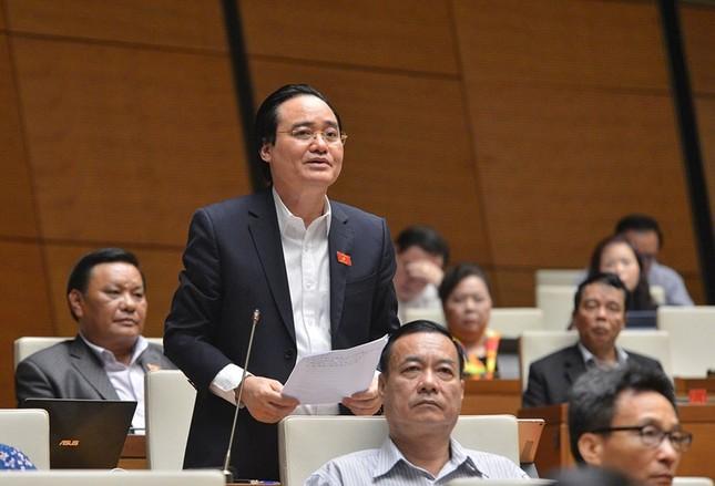 Các bộ trưởng, trưởng ngành thực hiện 'lời hứa' trước Quốc hội ra sao? ảnh 3