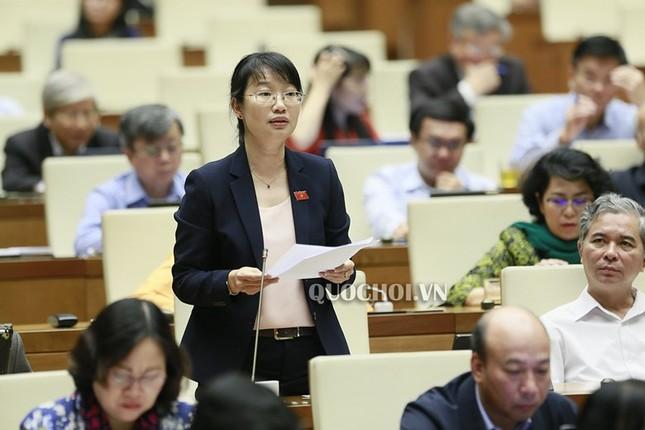 Tranh luận 'nóng' tại Quốc hội về việc cách chức hiệu trưởng Lê Vinh Danh ảnh 2