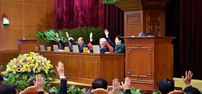 Nhất trí cao nhân sự tham gia Bộ Chính trị, Ban Bí thư khóa XIII ảnh 2