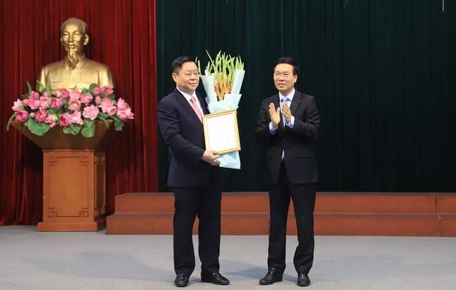 Thượng tướng Nguyễn Trọng Nghĩa làm Trưởng Ban Tuyên giáo Trung ương ảnh 1