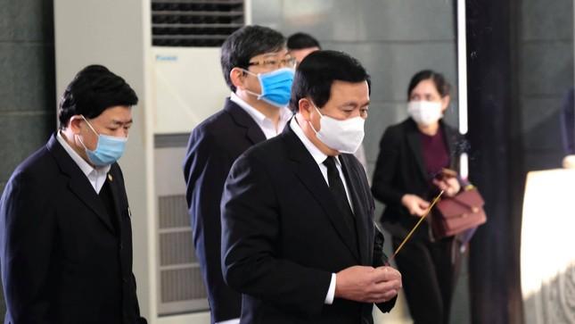 Nguyên Phó Thủ tướng Trương Vĩnh Trọng - Nhà lãnh đạo liêm khiết, giản dị ảnh 2