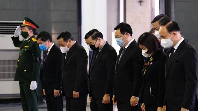 Nguyên Phó Thủ tướng Trương Vĩnh Trọng - Nhà lãnh đạo liêm khiết, giản dị ảnh 1