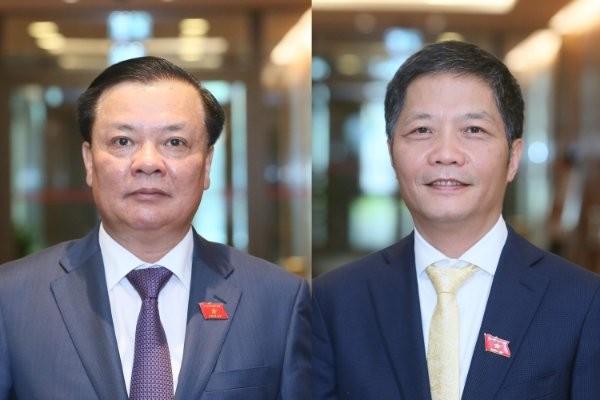 Nhiều Uỷ viên Bộ Chính trị, Ban Bí thư được giới thiệu tham gia ứng cử đại biểu Quốc hội ảnh 1
