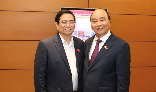 Ông Phạm Minh Chính trở thành tân Thủ tướng Chính phủ ảnh 1