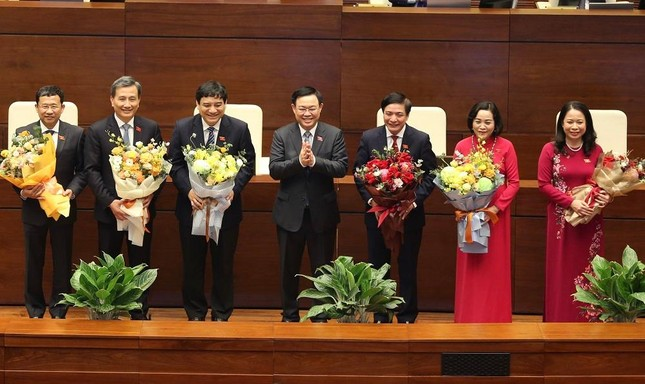Bí thư Đắk Lắk Bùi Văn Cường được giới thiệu bầu làm Tổng thư ký Quốc hội ảnh 1