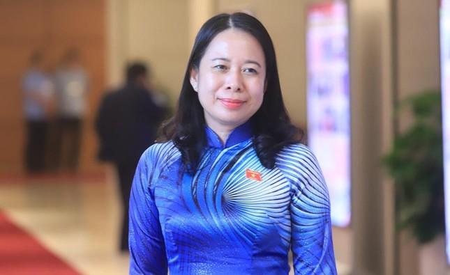 Bí thư An Giang Võ Thị Ánh Xuân được bầu làm Phó Chủ tịch nước ảnh 1