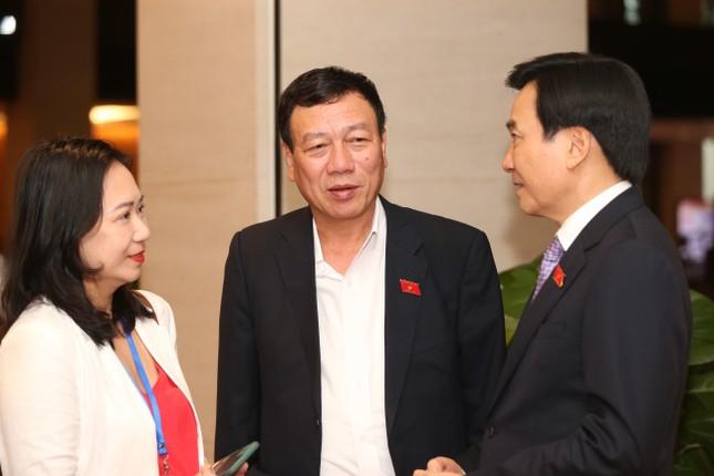 Tổng Thanh tra Chính phủ và Bí thư Hải Phòng được giới thiệu phê chuẩn làm phó thủ tướng ảnh 1