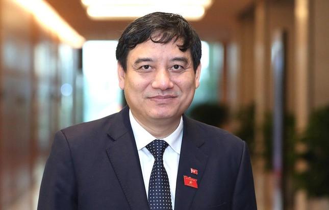 Bí thư Đắk Lắk Bùi Văn Cường làm Tổng Thư ký Quốc hội ảnh 1