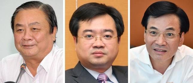 Chính phủ có 2 Phó Thủ tướng và 12 bộ trưởng, trưởng ngành mới ảnh 2