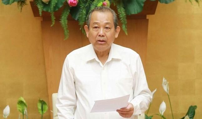 Phân công công tác của Thủ tướng Phạm Minh Chính và các Phó Thủ tướng ảnh 2
