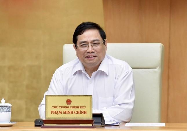 Phân công công tác của Thủ tướng Phạm Minh Chính và các Phó Thủ tướng ảnh 1