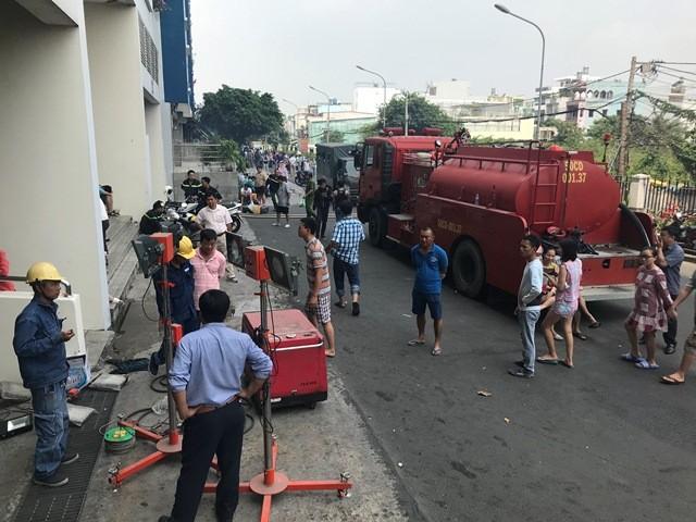 Vụ cháy làm 13 người chết: Không loại trừ khả năng cài đặt gây nổ ảnh 2