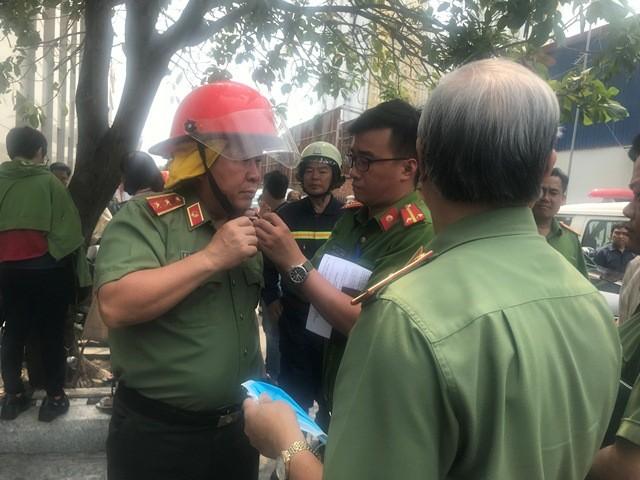 Vụ cháy làm 13 người chết: Không loại trừ khả năng cài đặt gây nổ ảnh 3