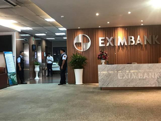 Khám xét Ngân hàng Eximbank chi nhánh TPHCM ảnh 3
