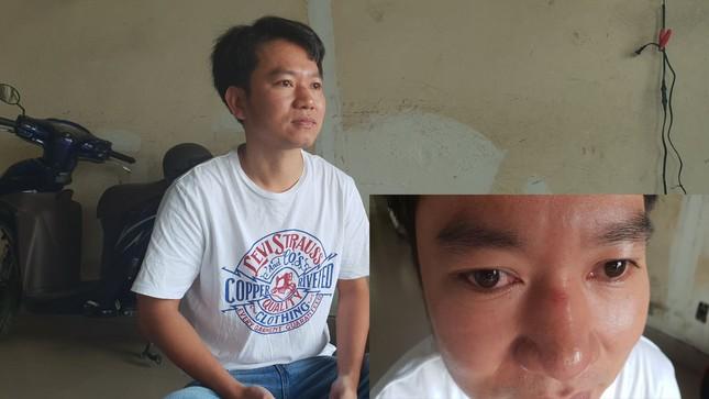 Vụ dân tố bị 'người lạ' hành hung: CSGT TPHCM nói gì? ảnh 2