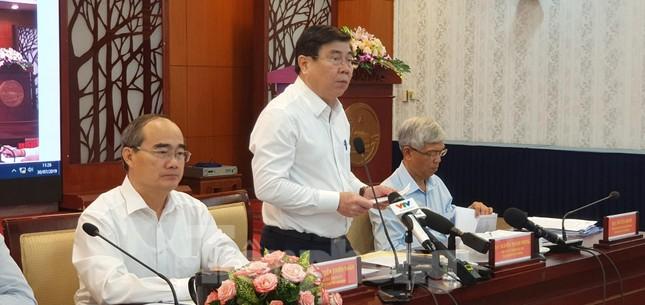 Vi phạm xây dựng tràn lan: Chủ tịch TPHCM đề nghị công an vào cuộc ảnh 1