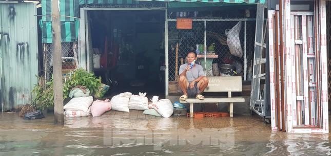 Người Sài Gòn xây 'lô cốt' chống ngập ảnh 11