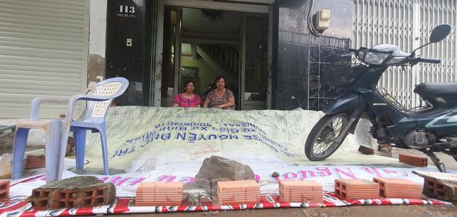 Người Sài Gòn xây 'lô cốt' chống ngập ảnh 19