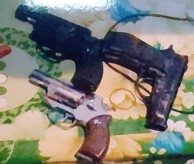 Hành trình truy bắt 3 đối tượng nổ súng cướp tiệm vàng ảnh 3