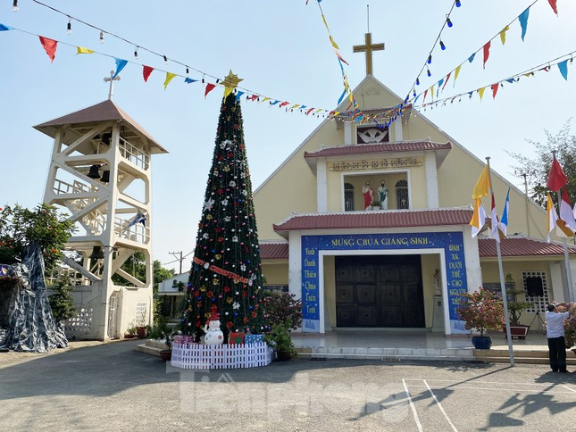 Tận thấy nhà thờ Thủ Thiêm tồn tại gần 2 thế kỷ vừa được công nhận di tích ảnh 11