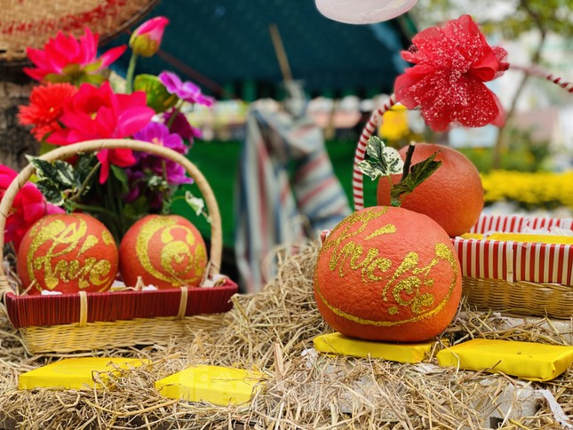 Hàng nghìn loại 'kì hoa dị thảo' đổ bộ chợ hoa xuân Sài Gòn ảnh 11