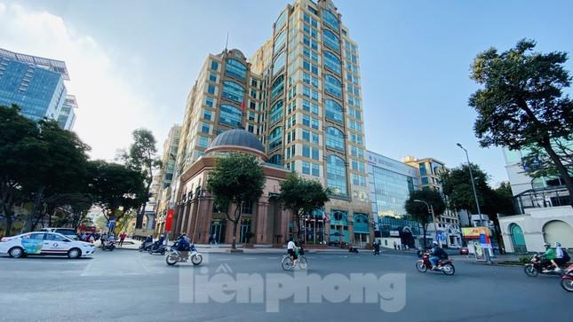 Đường phố Sài Gòn thông thoáng ngày đầu nghỉ Tết Nguyên đán 2020 ảnh 16