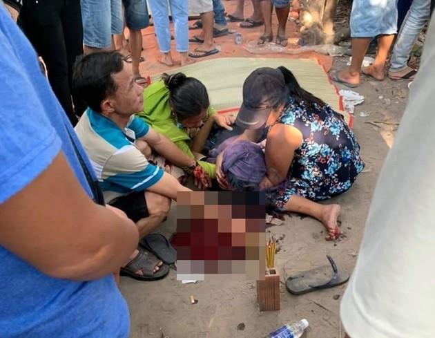 Trắng đêm vây bắt nghi can bắn chết 4 người ở TPHCM ảnh 4