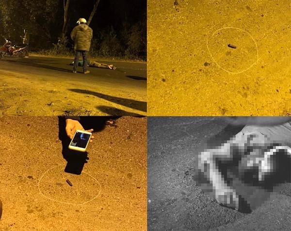 Thêm một người bị bắn chết ở TP HCM lúc nửa đêm ảnh 1