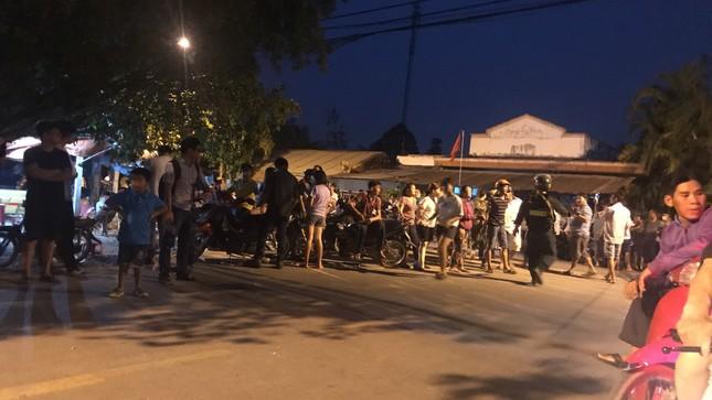 Trắng đêm vây bắt nghi can bắn chết 4 người ở TPHCM ảnh 1
