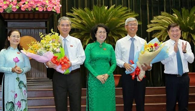 Sẽ bầu bổ sung một Phó Chủ tịch UBND TPHCM ảnh 2