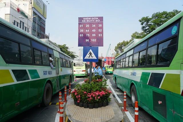 TP. Hồ Chí Minh: Đề xuất ngừng chạy các tuyến xe bus nội thành để phòng dịch COVID-19 ảnh 1