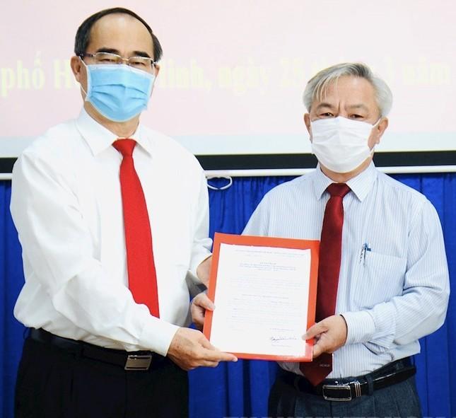 Phó Trưởng Ban tuyên giáo Thành ủy TPHCM giữ chức Bí thư huyện Nhà Bè ảnh 1