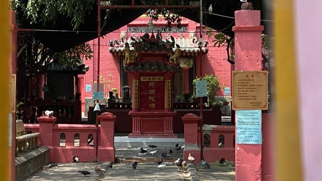 Chùa Phước Hải hay còn biết đến với tên gọi là chùa Ngọc Hoàng, ngôi chùa khá nổi tiếng ở TPHCM từ sau khi cựu Tổng thống Mỹ Obama đến thăm. Hiện nay ngôi chùa này cũng đã ngưng tiếp khách đến để phòng chống dịch COVID-19. 2