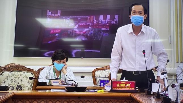 Bí thư Thành uỷ TPHCM: 'Kết quả chống dịch của TPHCM đến nay là rất tốt' ảnh 3