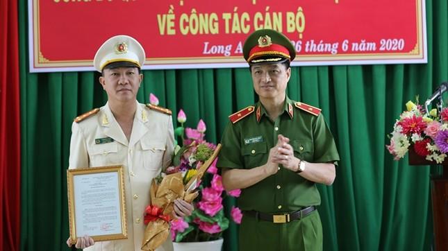 Đại tá Lê Hồng Nam giữ chức Giám đốc Công an TPHCM ảnh 1