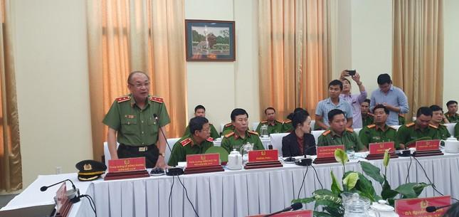 Trung tướng Lê Đông Phong nghỉ công tác chờ hưu ảnh 1