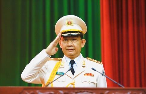 Thăng cấp bậc hàm thiếu tướng cho Phó Giám đốc Công an TPHCM ảnh 3