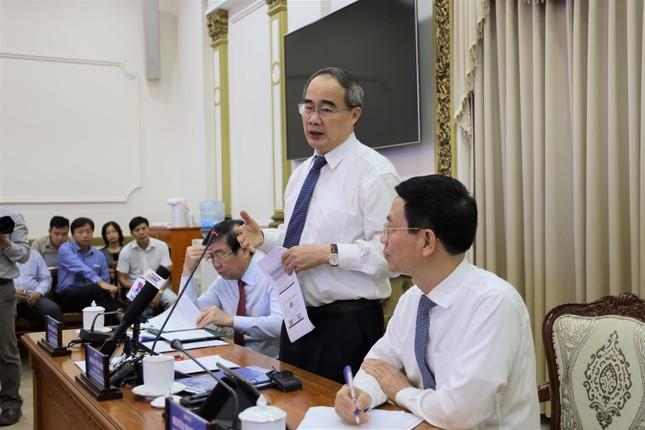 """Bộ trưởng Nguyễn Mạnh Hùng: Phải xác định dữ liệu quý như """"dầu mỏ"""" ảnh 3"""