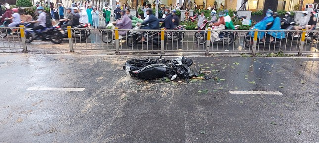 Người chết do cây ngã ở TPHCM, lộ nguyên nhân bất ngờ! ảnh 3