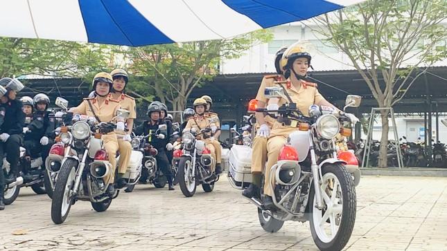 Thiếu tướng Lê Hồng Nam phát động ra quân trấn áp tội phạm ảnh 7
