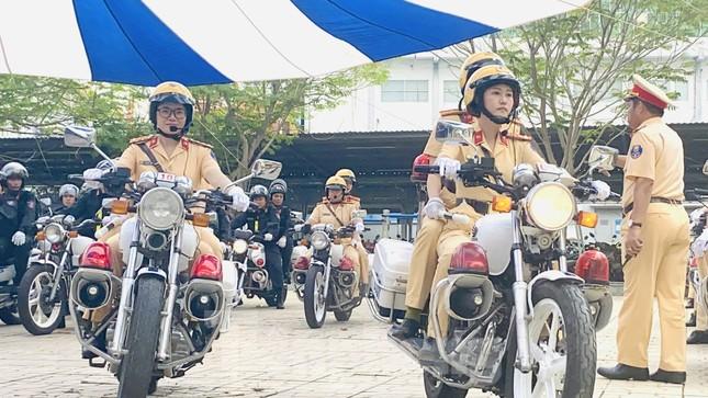 Thiếu tướng Lê Hồng Nam phát động ra quân trấn áp tội phạm ảnh 2