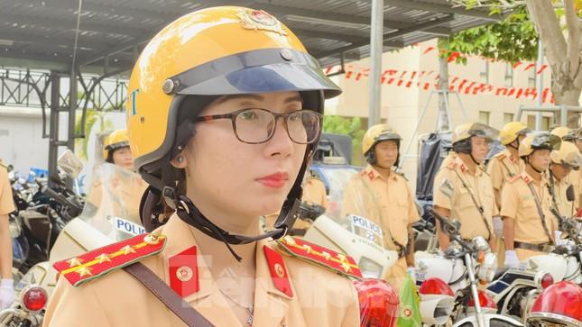 Thiếu tướng Lê Hồng Nam phát động ra quân trấn áp tội phạm ảnh 11