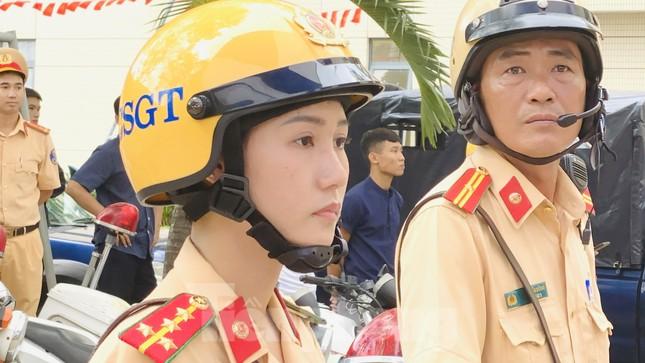 Thiếu tướng Lê Hồng Nam phát động ra quân trấn áp tội phạm ảnh 12
