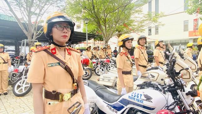 Thiếu tướng Lê Hồng Nam phát động ra quân trấn áp tội phạm ảnh 13