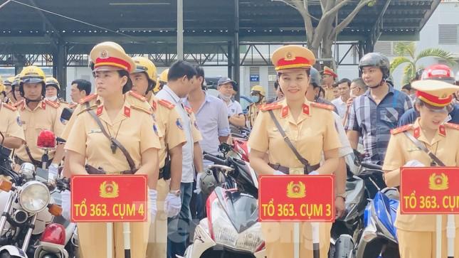 Thiếu tướng Lê Hồng Nam phát động ra quân trấn áp tội phạm ảnh 15