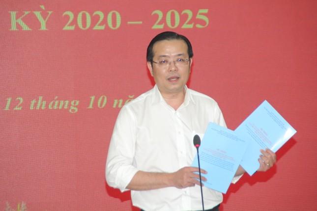 Đại hội Đảng bộ TPHCM không trực tiếp bầu Bí thư Thành uỷ ảnh 3