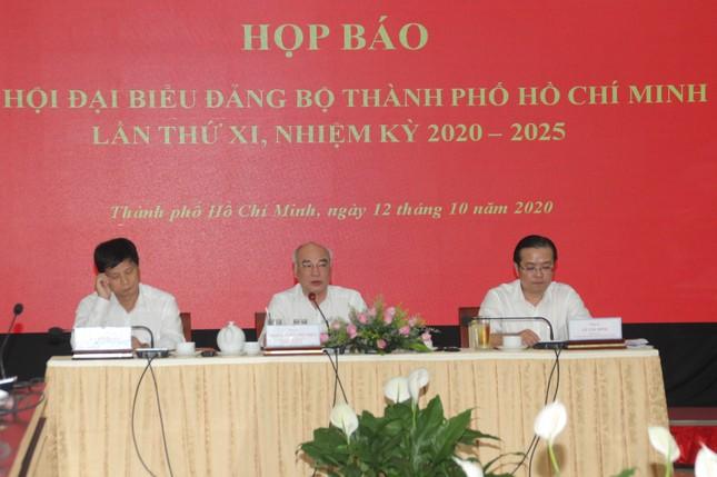 Đại hội Đảng bộ TPHCM không trực tiếp bầu Bí thư Thành uỷ ảnh 2