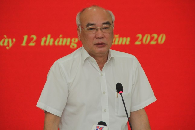 Đại hội Đảng bộ TPHCM không trực tiếp bầu Bí thư Thành uỷ ảnh 1