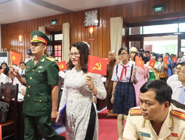 Hình ảnh lãnh đạo Trung ương dự khai mạc Đại hội Đảng bộ Long An ảnh 5
