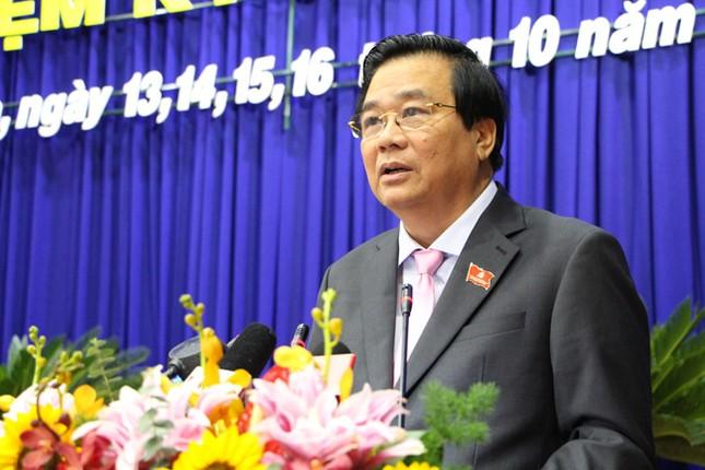 Hình ảnh lãnh đạo Trung ương dự khai mạc Đại hội Đảng bộ Long An ảnh 2
